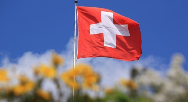 Geografía Pregunta Trivia: ¿Cuál es la flor nacional de Suiza?