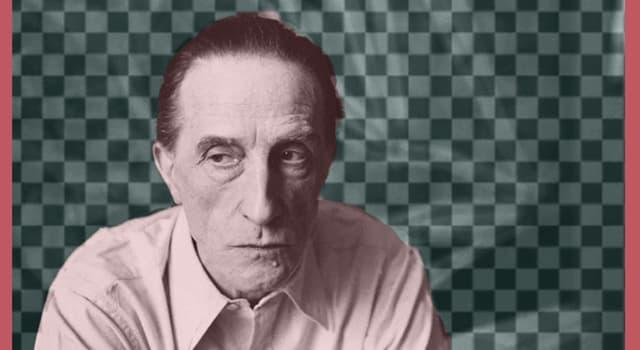 Culture Trivia Question: Where was artist Marcel Duchamp born?