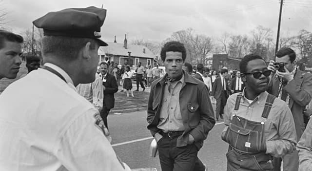 Películas y TV Pregunta Trivia: ¿Qué película del 2014 está basada en las marchas de 1965 en EE. UU. por los derechos de los votantes negros?