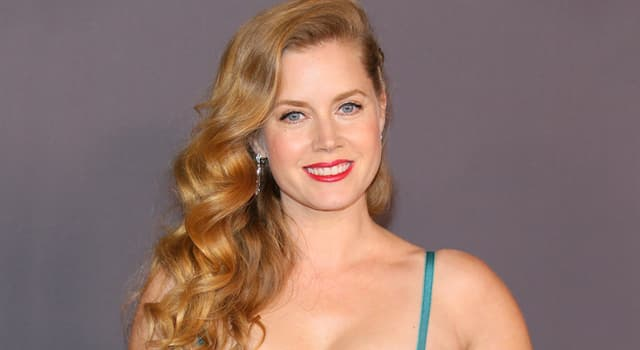 Movies & TV Trivia Question: In which country was actress Amy Adams born?