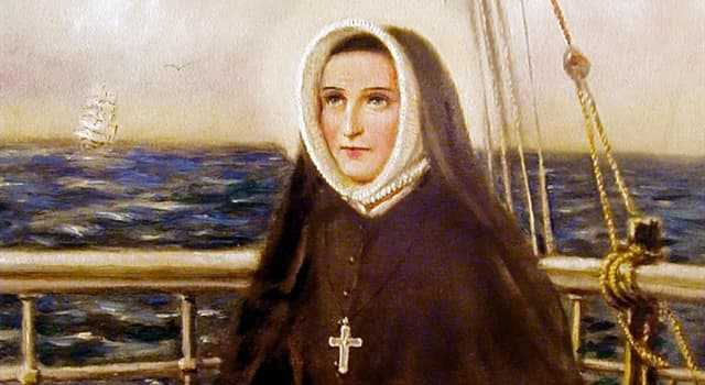 History Trivia Question: Which position did Saint Rose Philippine Duchesne hold during her lifetime?