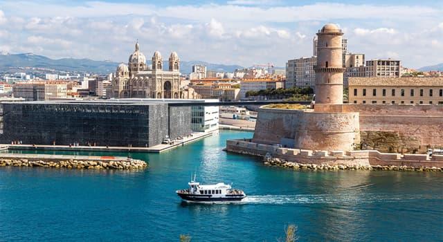Geografía Pregunta Trivia: ¿Cuál es la segunda ciudad más poblada de Francia?
