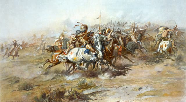 History Trivia Question: What year was the battle of Little Bighorn fought?