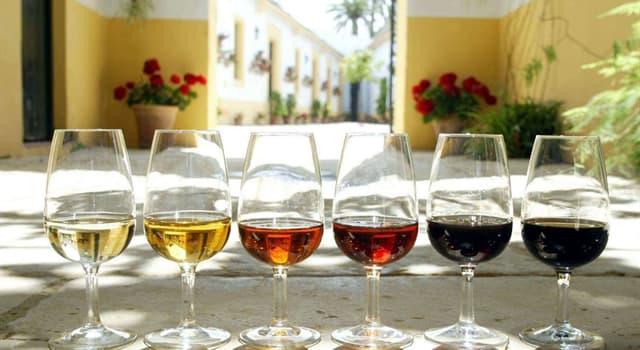 Cultura Pregunta Trivia: ¿De dónde proviene el Jerez?