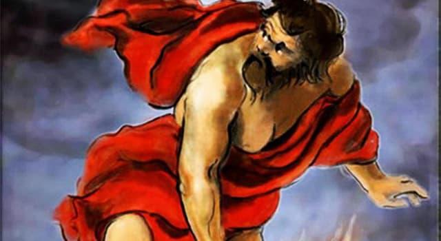 Kultur Wissensfrage: Wer war Prometheus in der griechischen Mythologie?