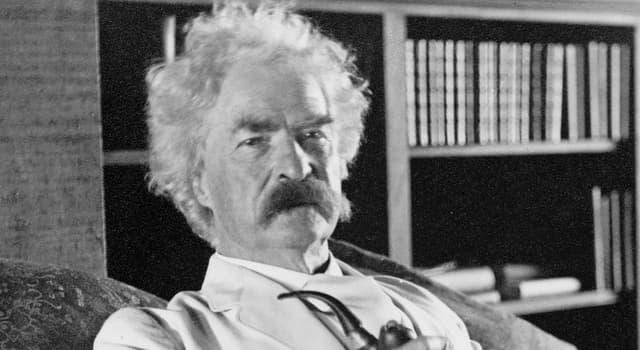 Kultur Wissensfrage: Was bedeutete Mark Twain's Name wirklich?