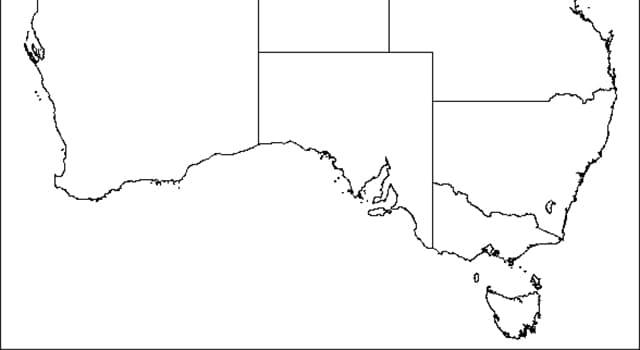 Geografía Pregunta Trivia: ¿Qué estado australiano es una isla?