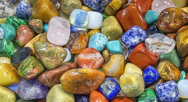 Natur Wissensfrage: Welches davon ist das weichste Mineral?