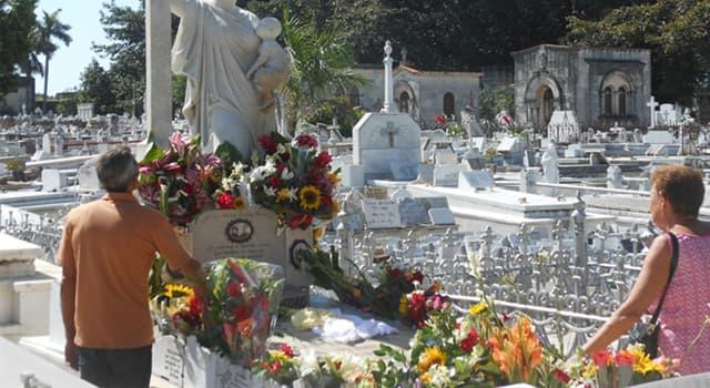Sociedad Pregunta Trivia: ¿En qué cementerio se encuentra la imagen de La Milagrosa?
