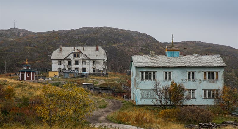 Geography Trivia Question: In which country is Kola Peninsula located?