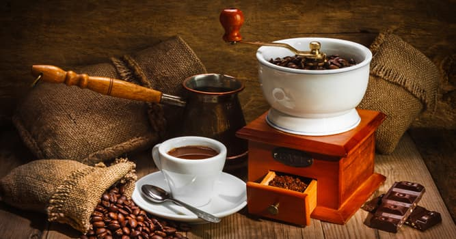 Culture Trivia Question: Which instrument should one use to make Turkish coffee?