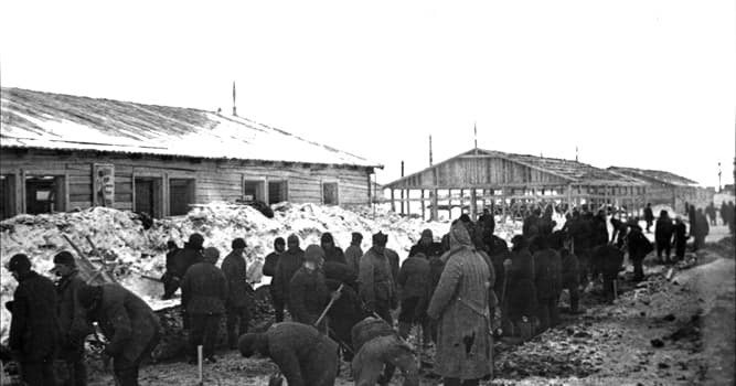 """Culture Trivia Question: Who is the author of """"The Gulag Archipelago"""" about the Soviet forced labour camp system?"""