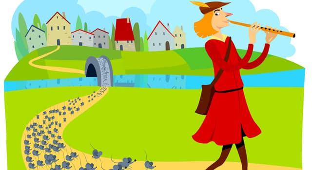 Cultura Pregunta Trivia: ¿En qué ciudad tocó el flautista de la fábula de los Hermanos Grimm?