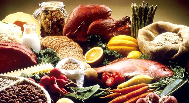 Cultura Pregunta Trivia: ¿Cuál de las siguientes comidas tiene una variedad llamada Jarlsberg?