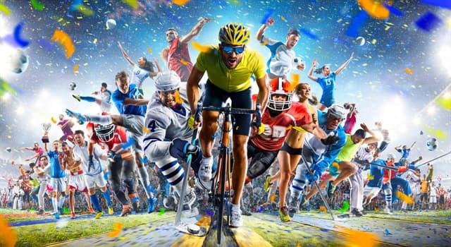 Deporte Pregunta Trivia: ¿Qué tipo de carrera es un critérium?