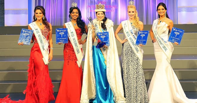 Culture Trivia Question: Miss International is a pageant held in which country?
