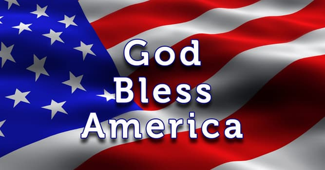 "Culture Trivia Question: The song ""God Bless America"" was originally written for what 1918 musical?"