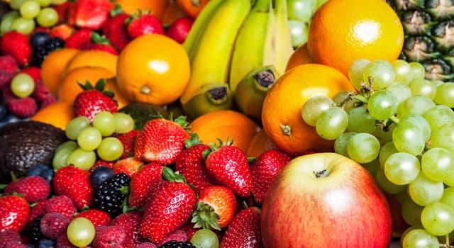 """Naturaleza Pregunta Trivia: ¿Qué fruta tiene una variedad llamada """"Belleza de Roma""""?"""