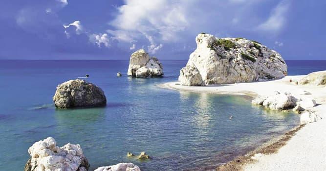 Cultura Pregunta Trivia: ¿Dónde está la Roca de Afrodita?