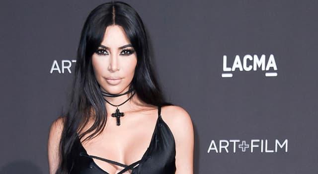 Sociedad Pregunta Trivia: ¿Quién se casó con Kim Kardashian en 2014?