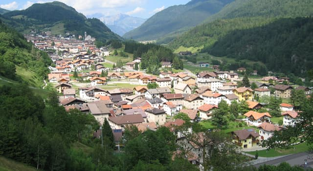 Geografía Pregunta Trivia: ¿Qué país tiene una provincia autónoma llamada Trentino?