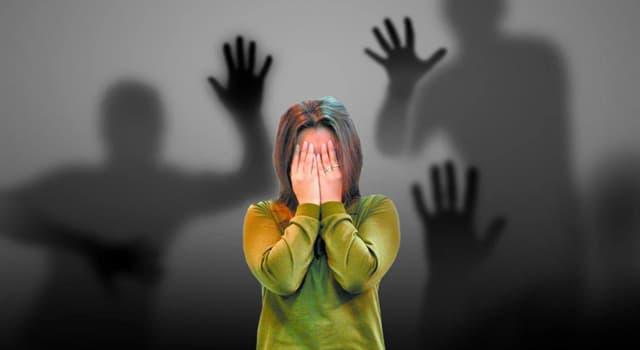 Сiencia Pregunta Trivia: ¿A qué le tienen miedo las personas que padecen de hafefobia?