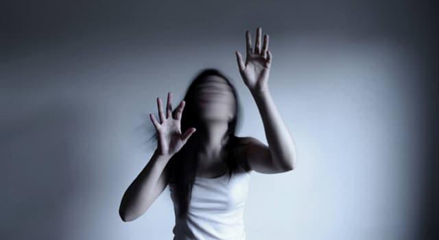 Sociedad Pregunta Trivia: ¿Cuál es la definición de fobia social?