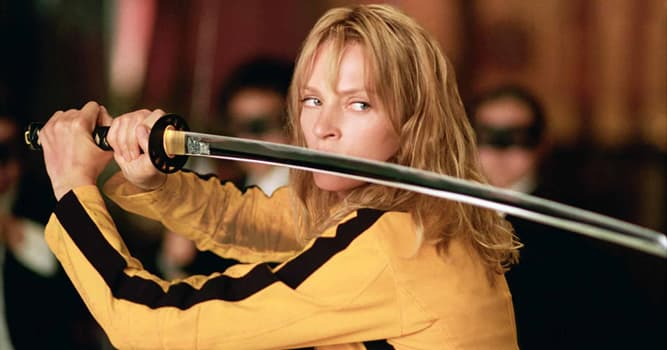 "Movies & TV Trivia Question: How many ""Kill Bill"" movies are there?"