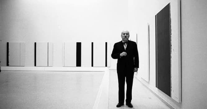 Culture Trivia Question: In which city was Barnett Newman born?