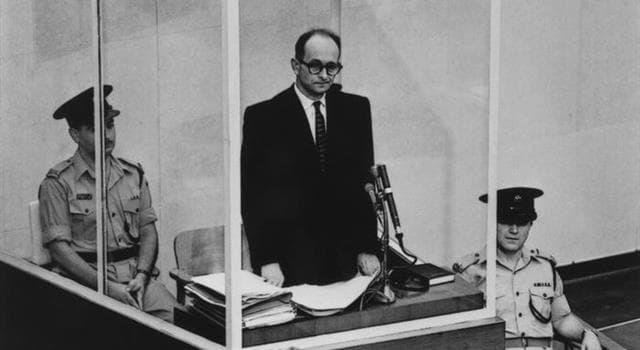 Historia Pregunta Trivia: ¿En qué ciudad estaba viviendo el criminal de guerra nazi Adolf Eichmann cuando fue capturado?