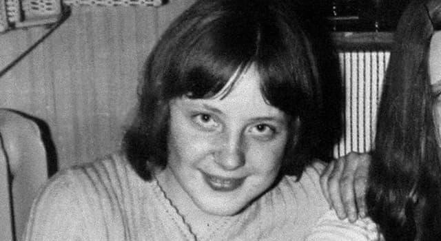 Sociedad Pregunta Trivia: ¿Quién es esta niña?