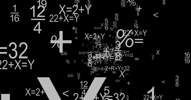 Science Trivia Question: The equals sign was first recorded by which mathematician?