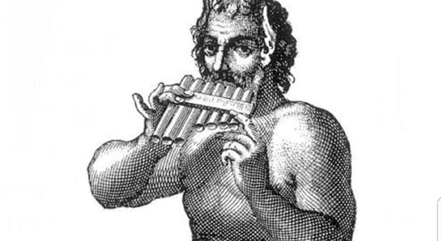 Cultura Pregunta Trivia: ¿Con los rasgos de qué animal era representado el dios griego Pan?