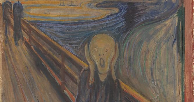 "Culture Trivia Question: ""The Scream"" by Edvard Munch was painted in the style of which art movement?"
