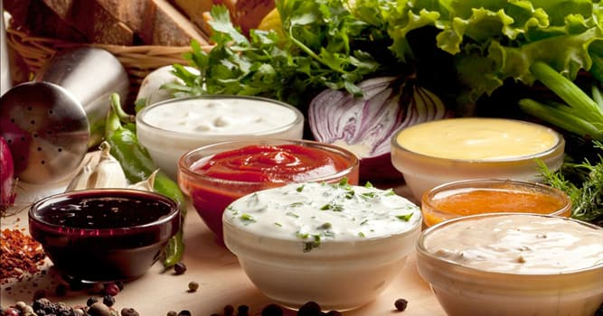 Culture Trivia Question: Velouté sauce is sauce made of what?