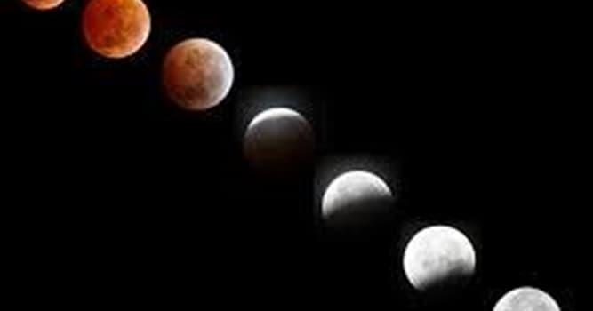 Wissenschaft Wissensfrage: Wann kann man eine Mondfinsternis von der Erde betrachten?