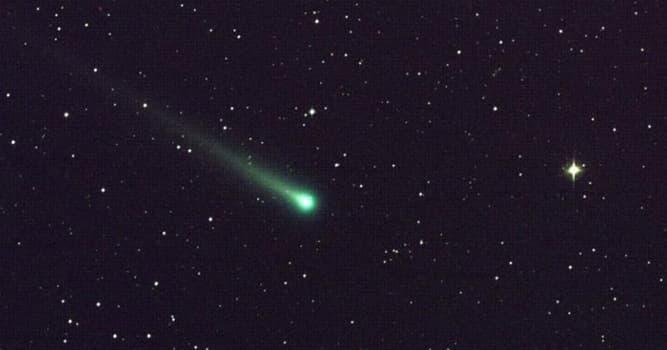 Wissenschaft Wissensfrage: Wann wird der Halleysche Komet das nächste Mal mit bloßem Auge sichtbar sein?