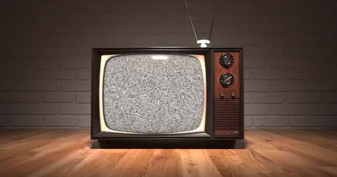 Geschichte Wissensfrage: Wann wurde das erste elektronische Fernsehen erfunden?