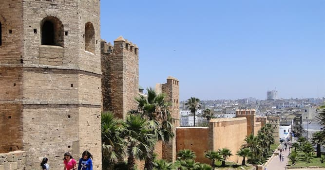 Geographie Wissensfrage: Welche Stadt ist die Hauptstadt von Marokko?