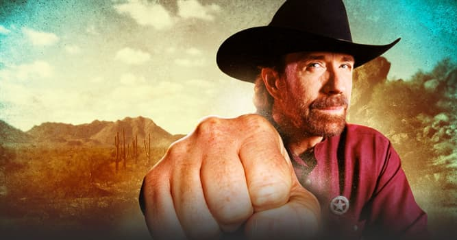 Society Trivia Question: What is Chuck Norris' real first name?