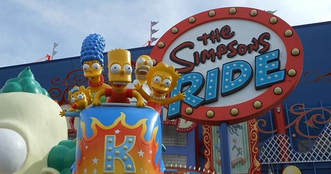 Movies & TV Trivia Question: What is the house number of the Simpsons?