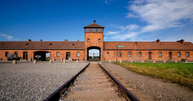 History Trivia Question: When was the Auschwitz concentration camp liberated?