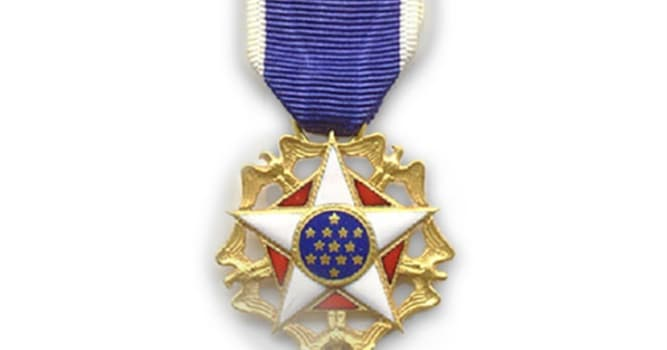 Society Trivia Question: Which artist received the Presidential Medal of Freedom in 2011?