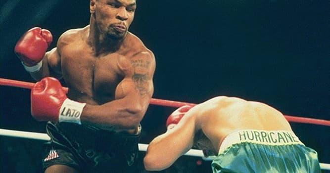 Deporte Pregunta Trivia: ¿En qué ciudad nació el boxeador estadounidense Mike Tyson?