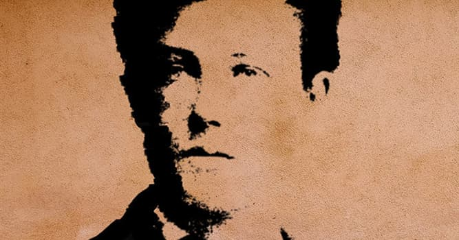 History Trivia Question: Which fellow writer was imprisoned for shooting Arthur Rimbaud?