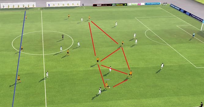 Sport Trivia Question: Which is a Spanish football play style of short passes, working the ball through various channels?