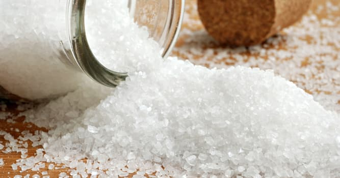 Science Trivia Question: Which of these is commonly called Epsom salt?