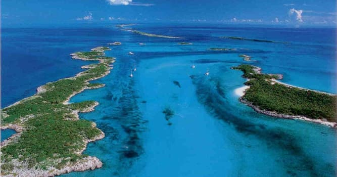 Geography Trivia Question: Which of these is the largest of the Bahamian Islands?