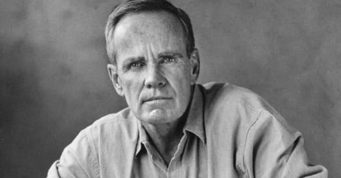 Culture Trivia Question: Which work did Cormac McCarthy win the 2007 Pulitzer Prize for?