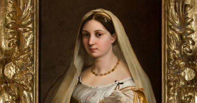 """Culture Trivia Question: Who painted """"La velata""""?"""